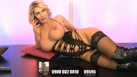 TelephoneModels.com 01 07 2014 22 11 05 480x270 Leigh Darby   Babestation TV   July 2nd 2014
