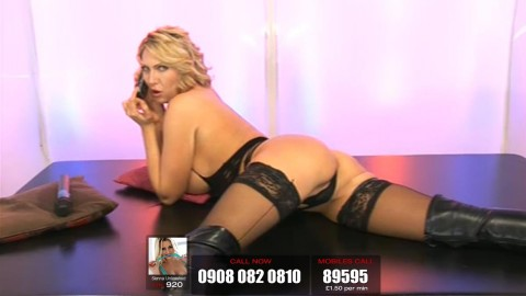 TelephoneModels.com 01 07 2014 22 17 31 480x270 Leigh Darby   Babestation TV   July 2nd 2014