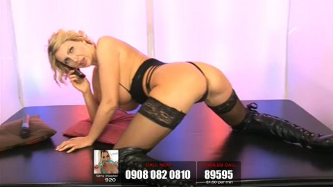 TelephoneModels.com 01 07 2014 22 18 11 480x270 Leigh Darby   Babestation TV   July 2nd 2014