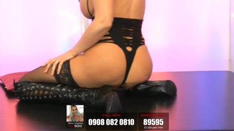 TelephoneModels.com 01 07 2014 22 19 51 480x270 Leigh Darby   Babestation TV   July 2nd 2014