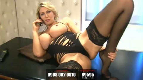 TelephoneModels.com 01 07 2014 23 37 34 480x270 Leigh Darby   Babestation TV   July 2nd 2014