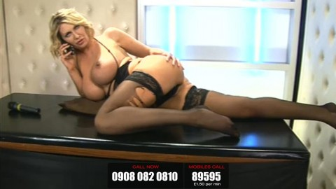 TelephoneModels.com 01 07 2014 23 54 02 480x270 Leigh Darby   Babestation TV   July 2nd 2014