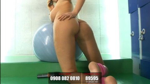TelephoneModels.com 02 07 2014 00 49 43 480x270 Leigh Darby   Babestation TV   July 2nd 2014
