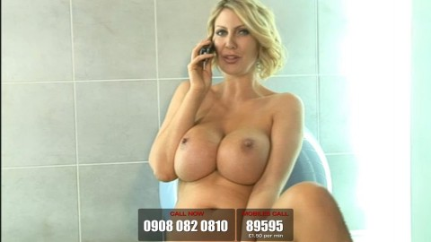 TelephoneModels.com 02 07 2014 01 05 52 480x270 Leigh Darby   Babestation TV   July 2nd 2014