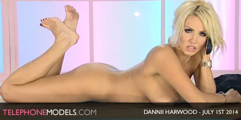 TelephoneModels.com Dannii Harwood Playboy TV Chat July 1st 2014 Dannii Harwood   Playboy TV Chat   July 1st 2014