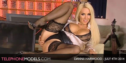 TelephoneModels.com Dannii Harwood Playboy TV Chat July 4th 2014 Dannii Harwood   Playboy TV Chat   July 4th 2014