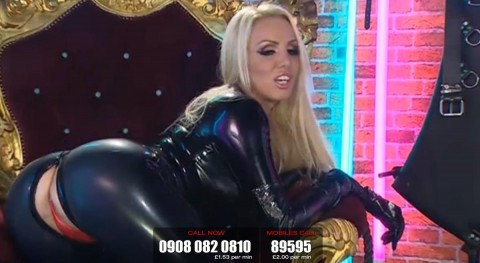 03 11 2014 23 57 42 480x263 Lucy Zara   Playboy TV Chat   November 4th 2014
