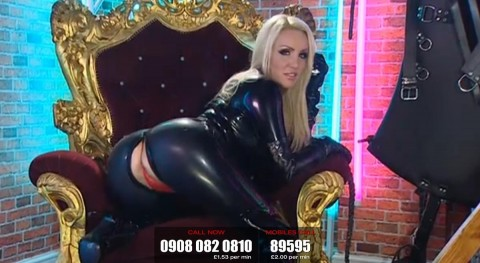 03 11 2014 23 57 51 480x263 Lucy Zara   Playboy TV Chat   November 4th 2014
