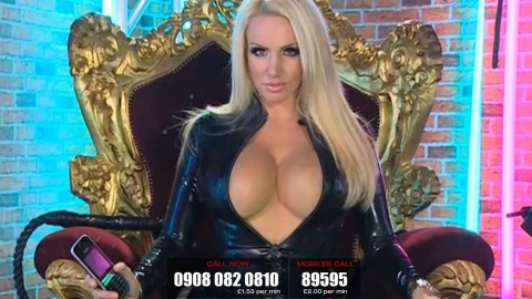 04 11 2014 01 03 02 480x270 Lucy Zara   Playboy TV Chat   November 4th 2014