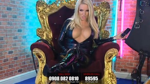 04 11 2014 01 44 38 480x270 Lucy Zara   Playboy TV Chat   November 4th 2014