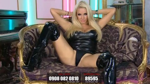 04 11 2014 03 09 59 480x270 Lucy Zara   Playboy TV Chat   November 4th 2014