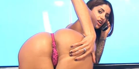 TelephoneModels.com Preeti Young Babestation TV November 9th 2014 Preeti Young   Babestation TV   November 9th 2014