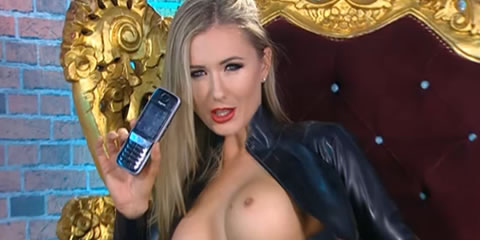 TelephoneModels.com Sammi Tye Red Light Central December 8th 2014 Sammi Tye   Red Light Central   December 8th 2014
