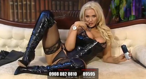 21 01 2015 22 28 32 480x261 Lucy Zara   Playboy TV Chat   January 22nd 2015