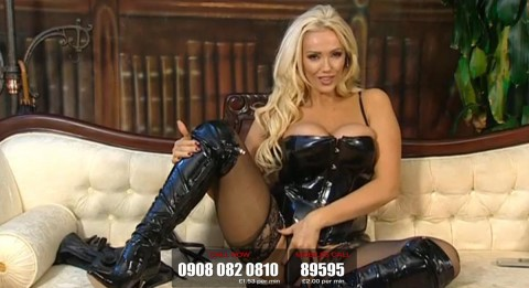 22 01 2015 00 52 25 480x261 Lucy Zara   Playboy TV Chat   January 22nd 2015