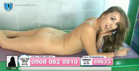 Heidi klum naked hot
